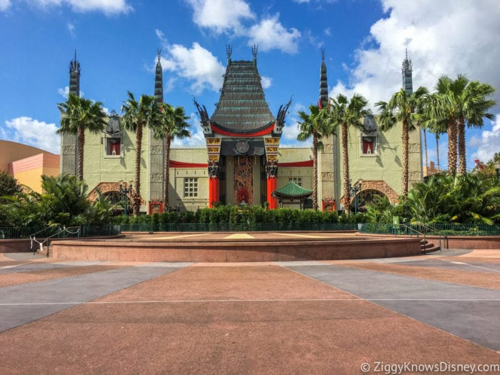 New Background Music Hollywood Studios