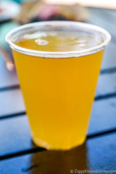Ireland Review 2017 Epcot Food and Wine Festival Ireland Guinness Blonde American Ale