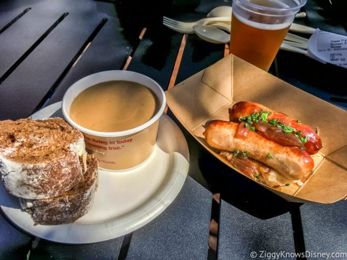 Ireland Review 2017 Epcot Food and Wine Festival Ireland Food