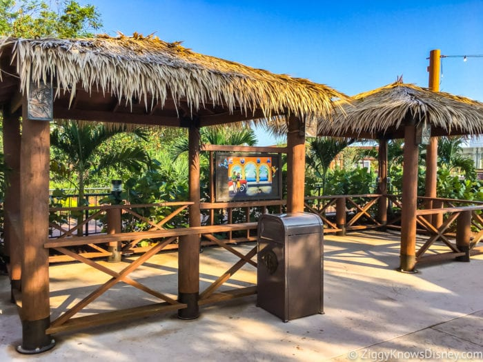Islands of the Caribbean Review 2017 Epcot Food and Wine Festival Cabanas