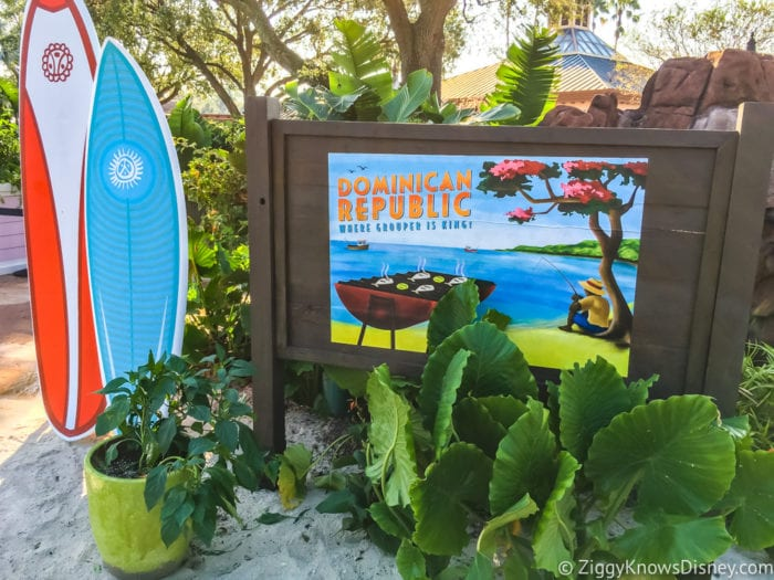 Islands of the Caribbean Review 2017 Epcot Food and Wine Festival Marketplace