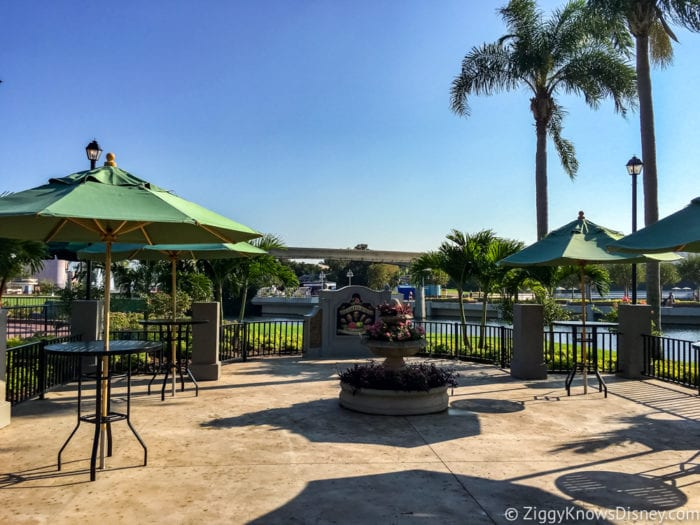 Islands of the Caribbean Review 2017 Epcot Food and Wine Festival tables