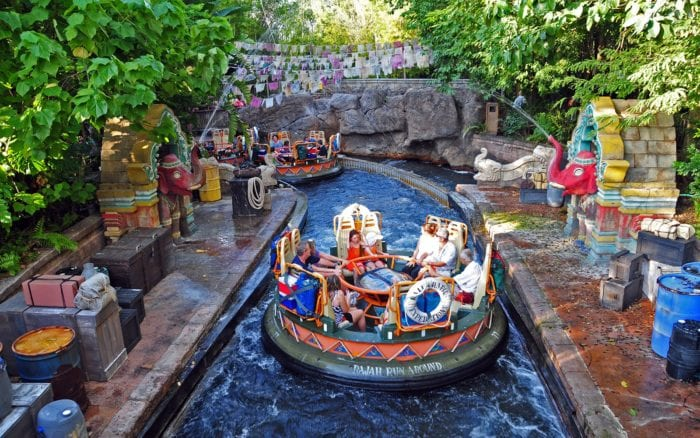 Kali River Rapids Closing for Refurbishment in January for 5 Weeks