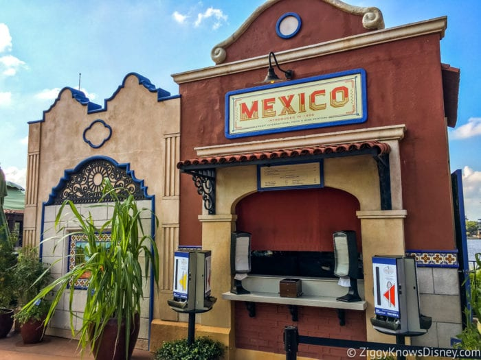 Mexico Review 2017 Epcot Food and Wine Festival Mexico Booth