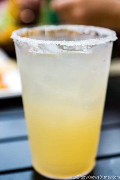 Mexico Review 2017 Epcot Food and Wine Festival Classic Lime Margarita