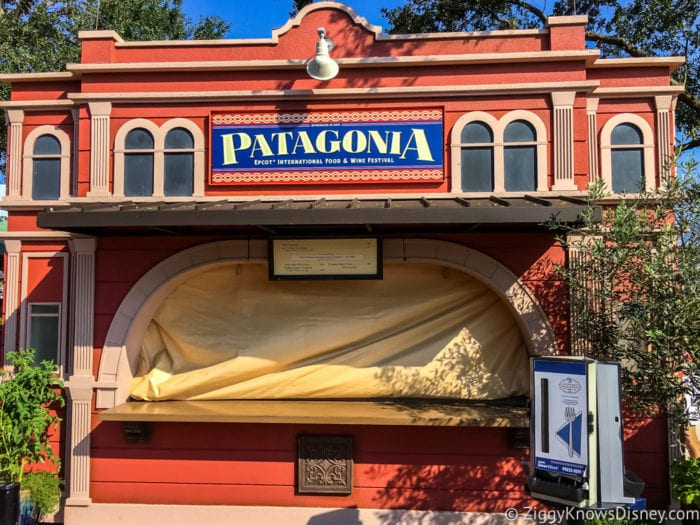 Patagonia Review 2017 Epcot Food and Wine Festival Patagonia Booth