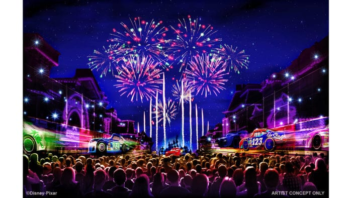 New Pixar Fest Fireworks Show and Parades Coming to Disneyland Resort