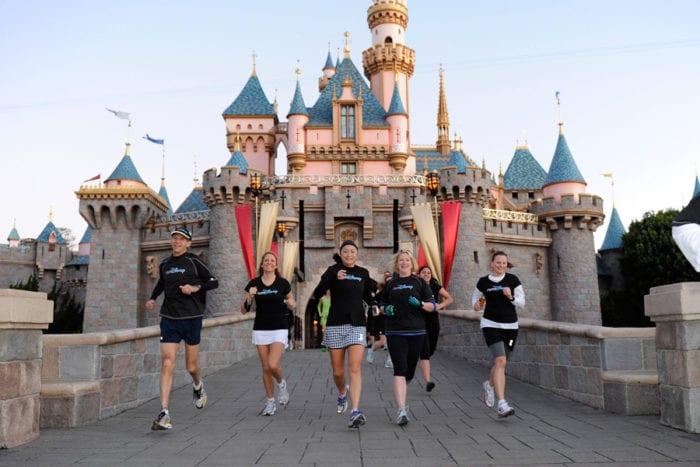 runDisney Races for Disneyland Cancelled