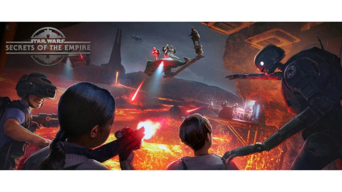 First Look at Star Wars Secrets of the Empire