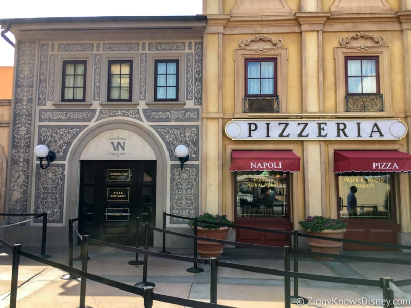 Via Napoli Pizza Window Review Via Napoli Pizza Window Building