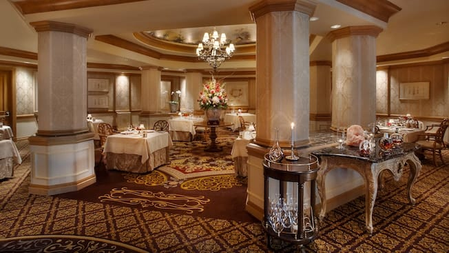 Victoria and Albert's Ranked #2 Fine Dining Restaurant in U.S. by Trip Advisor