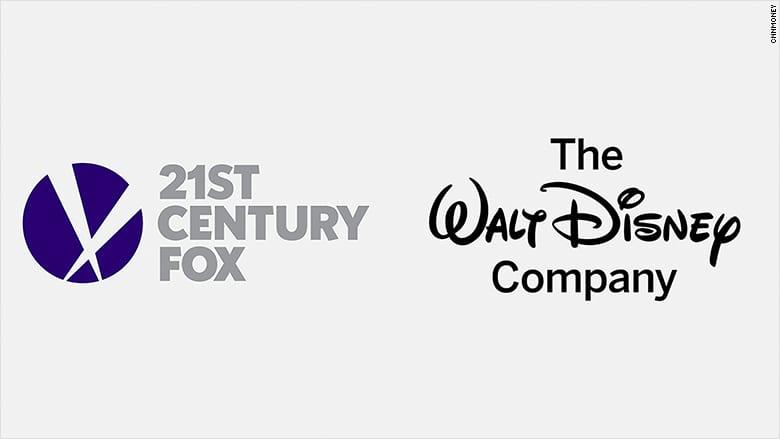Disney in Talks with 21st Century Fox to Buy Movie Studio