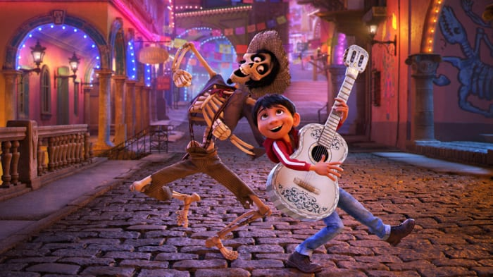 Coco-inspired Mariachi Band Epcot
