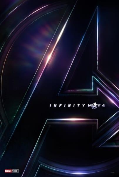 Avengers Infinity War Trailer Poster