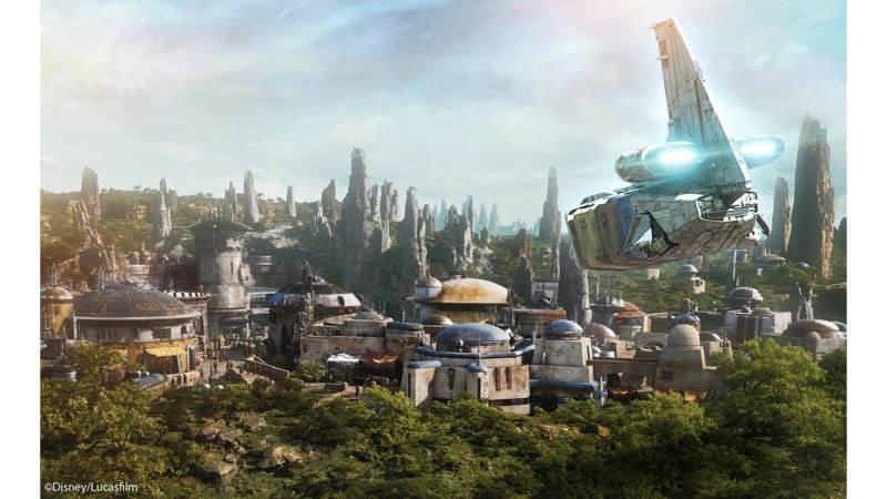 Batuu Official Name Star Wars Galaxy's Edge