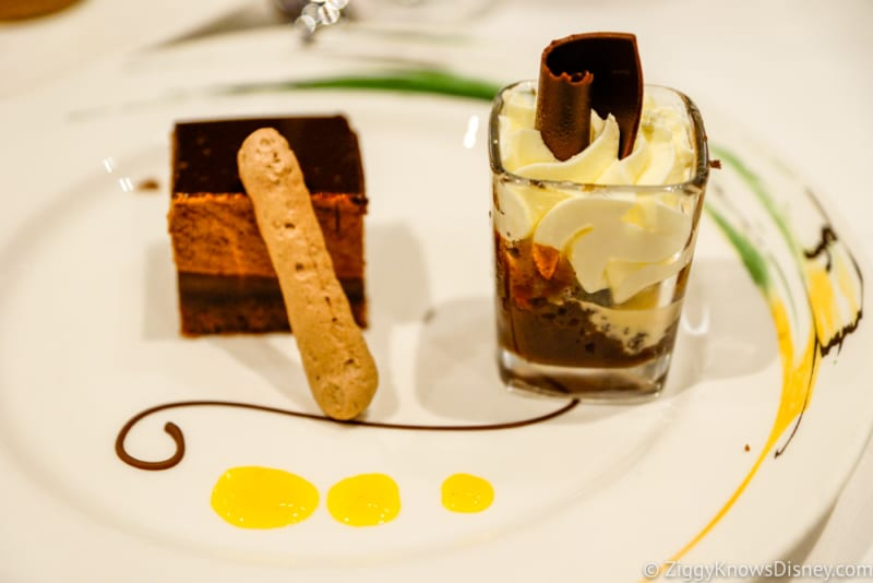 Carioca's Dinner Review Chocolate Decadence