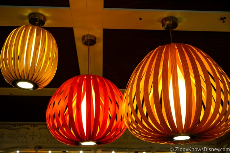 Carioca's Dinner Review Lanterns