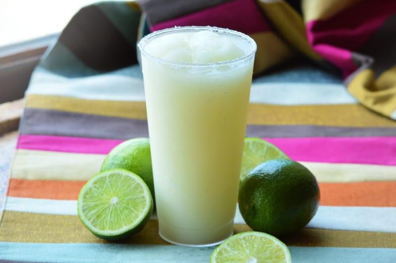 Choza de Margarita Coming Epcot lime