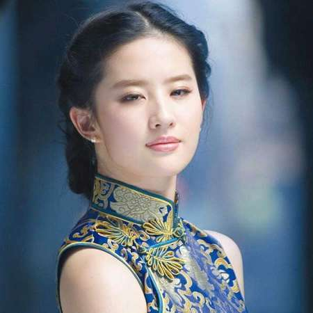 Liu Yifei Cast as Mulan