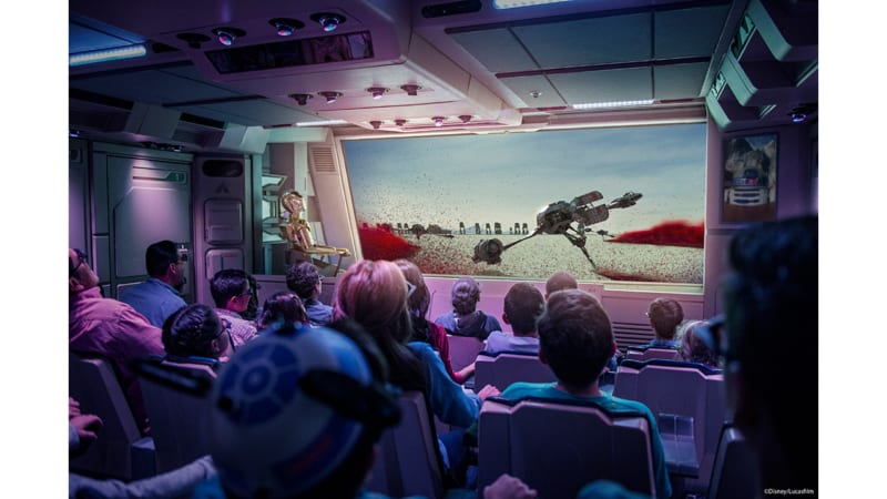 star tours new missions inside ride vehicle