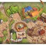 Toy Story Land Concept Art Shanghai Disneyland