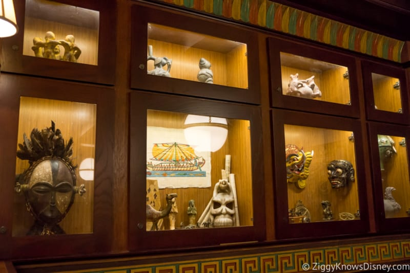 Skipper Canteen Review S.E.A. Room Artifacts