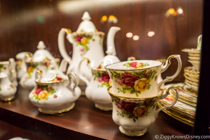 Skipper Canteen Review The Falls Family Parlor Artifacts Tea Cups