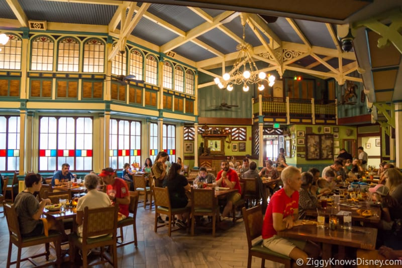 Skipper Canteen Review The Crew Mess Hall
