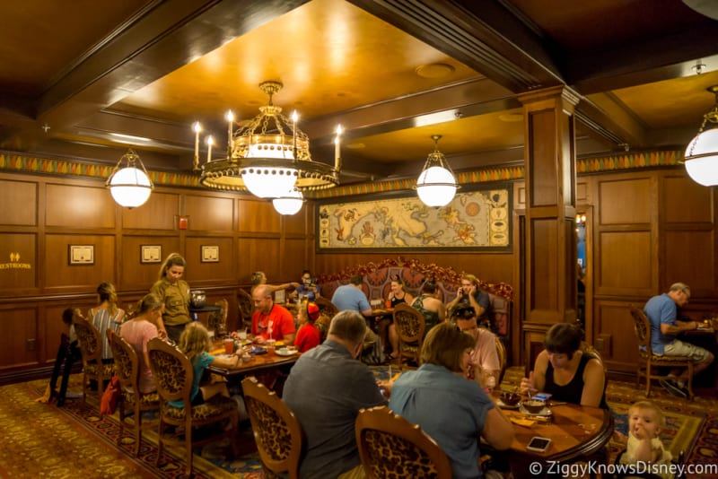 Skipper Canteen Review S.E.A. Room