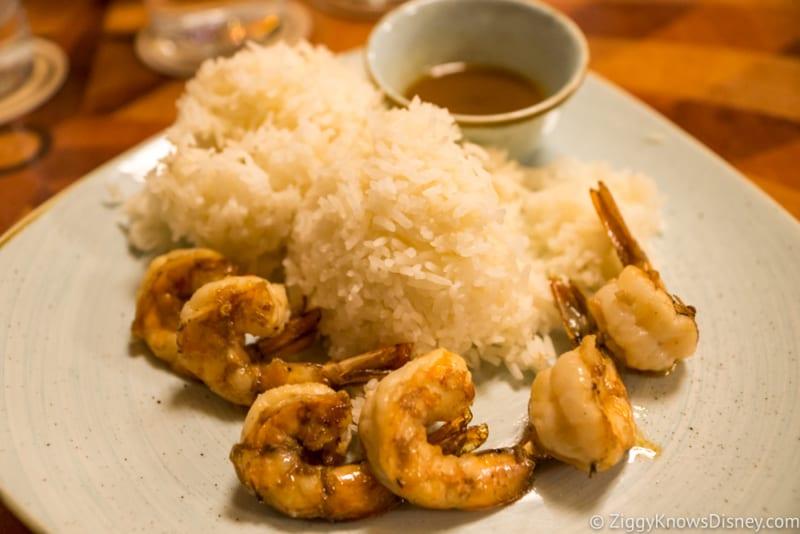 Skipper Canteen Review Trader Sam's Head-on Shrimp