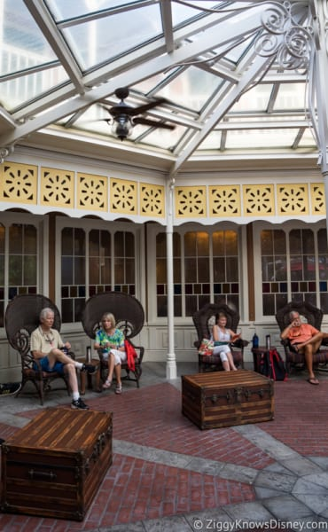 Skipper Canteen Review Waiting Area