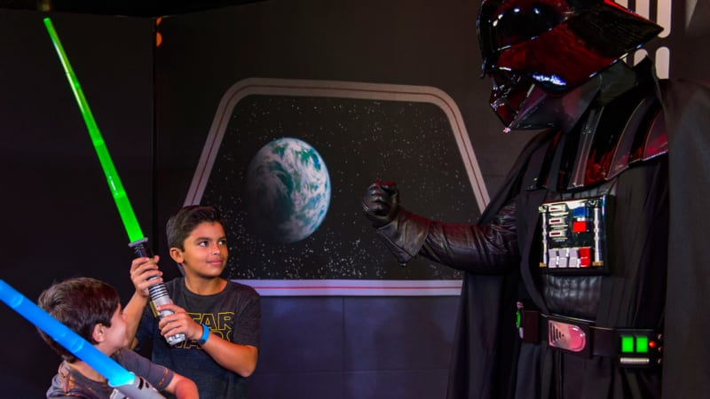 Disney Cruise Star Wars Character Meets