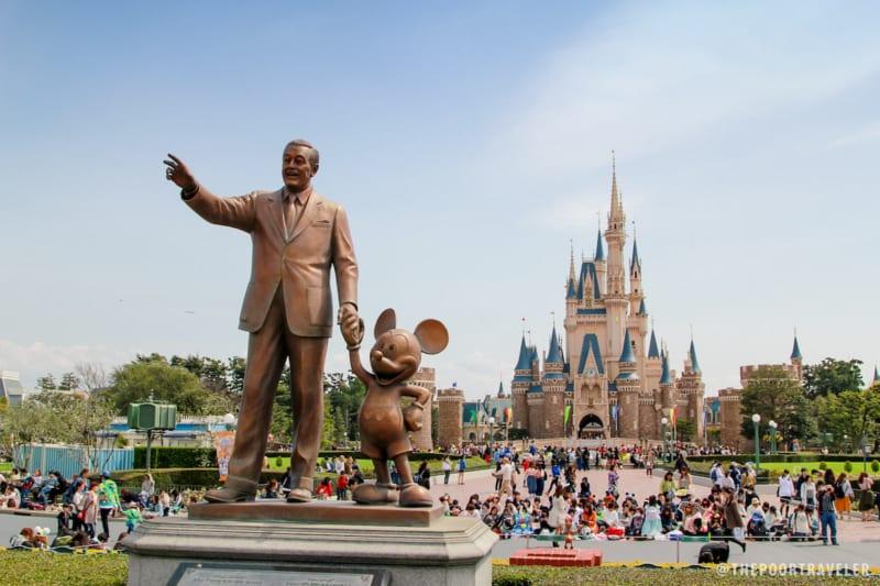 Tokyo Disneyland Planning a New $2.7 Billion Expansion