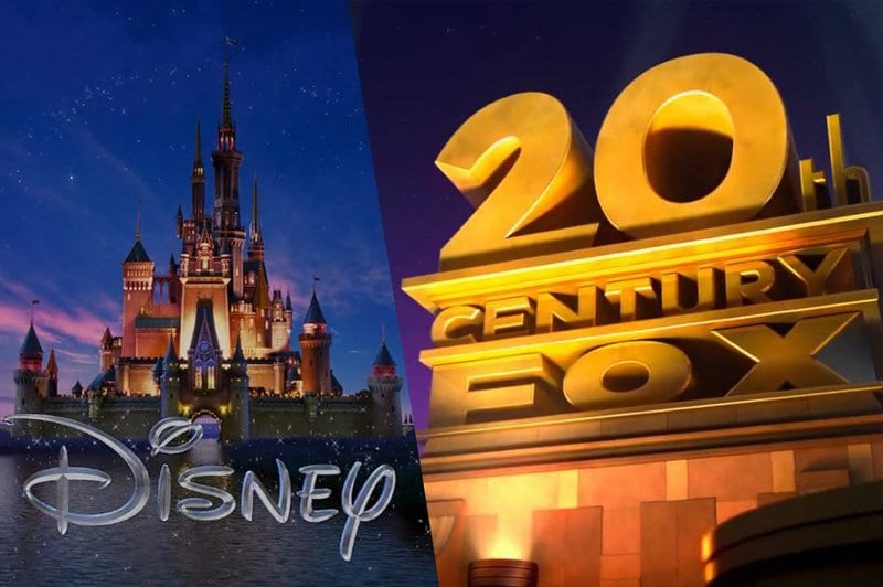 Disney-Fox Deal Summer 2019