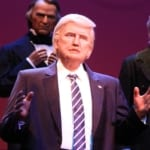 Hall of Presidents Now Open with Donald Trump Animatronic