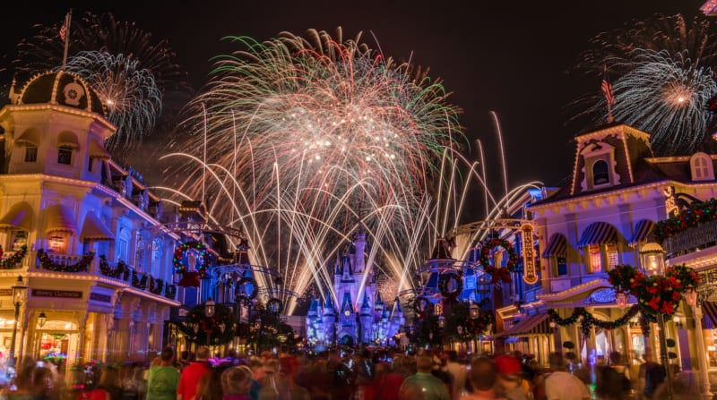 12 Days of Disney Parks Christmas