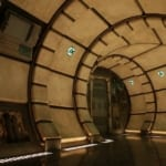 millennium falcon attraction first look