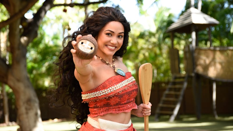New Moana Experience Coming to Aulani a Disney Resort & Spa