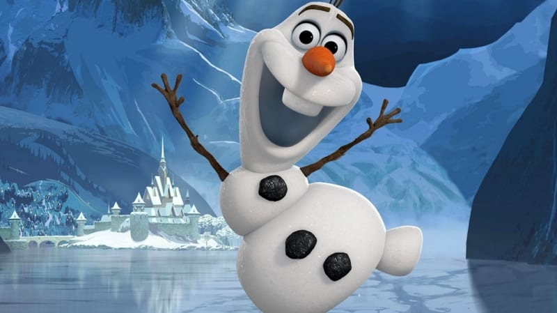 Olaf's Frozen Adventure removed