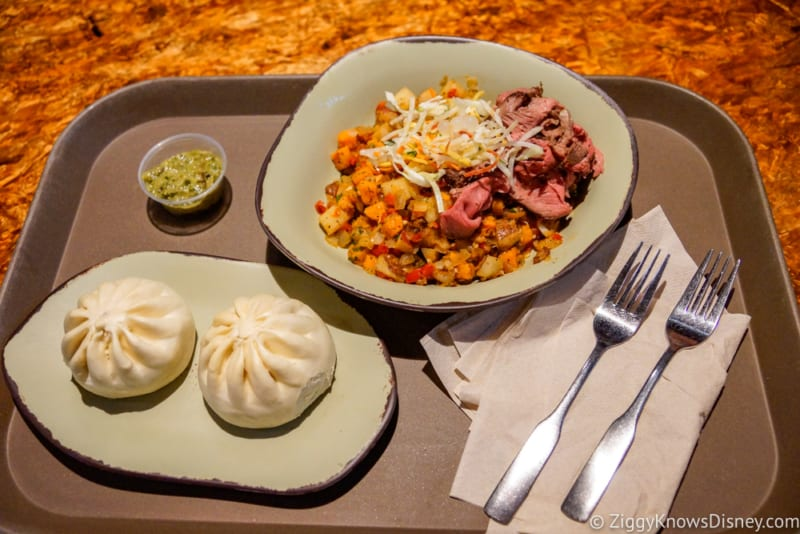 Satu'li Canteen Review Pandora The food...