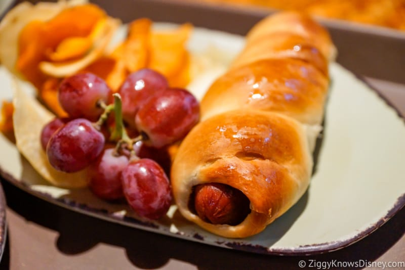 Satu'li Canteen Review Pandora hot dog