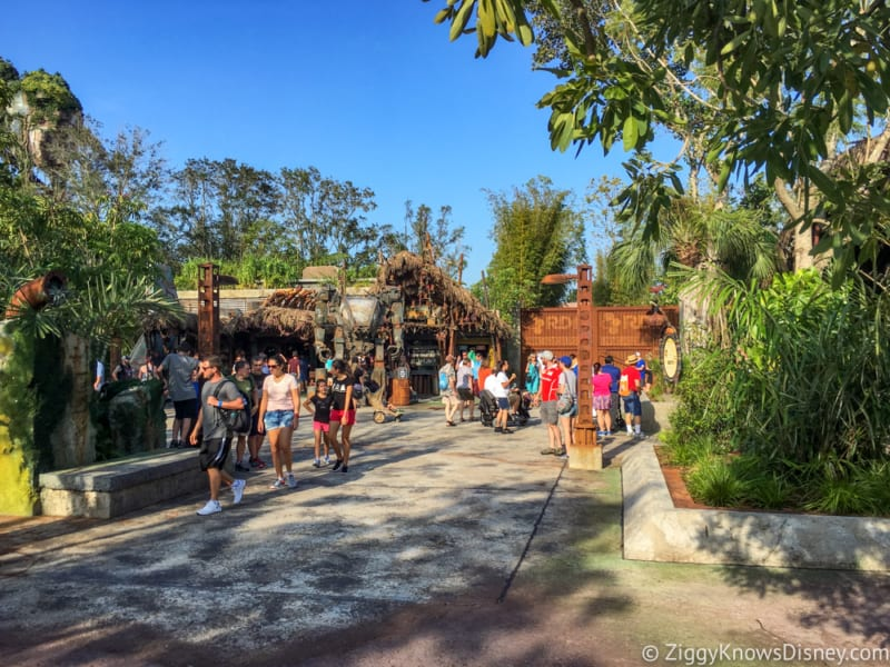 Satu'li Canteen Review Pandora the world of Avatar