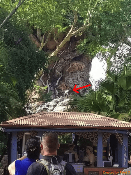 4 People Try to Climb the Tree of Life in Disney's Animal Kingdom