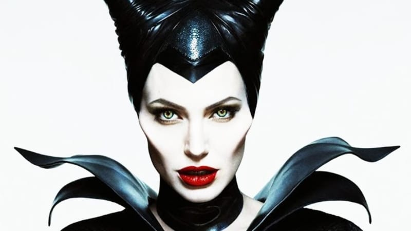 Angelina Jolie Filming Maleficent 2