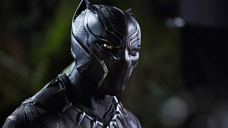 Black Panther Highest Grossing Super Hero Movie