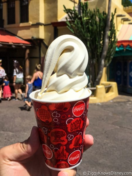 Dole Whip Pop Century Resort