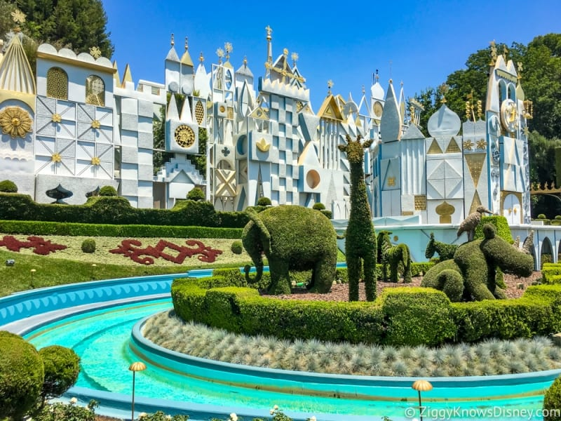 Changes Coming to It's a Small World Queue in Disneyland