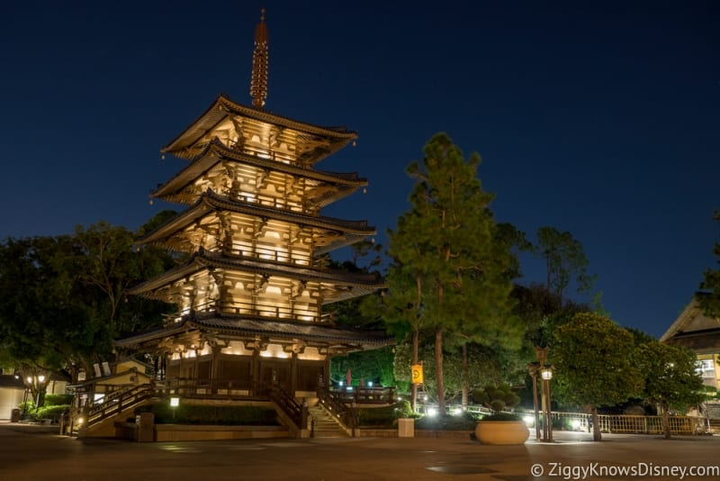 RUMOR: Japanese Steakhouse Coming to Epcot's Japan Pavilion