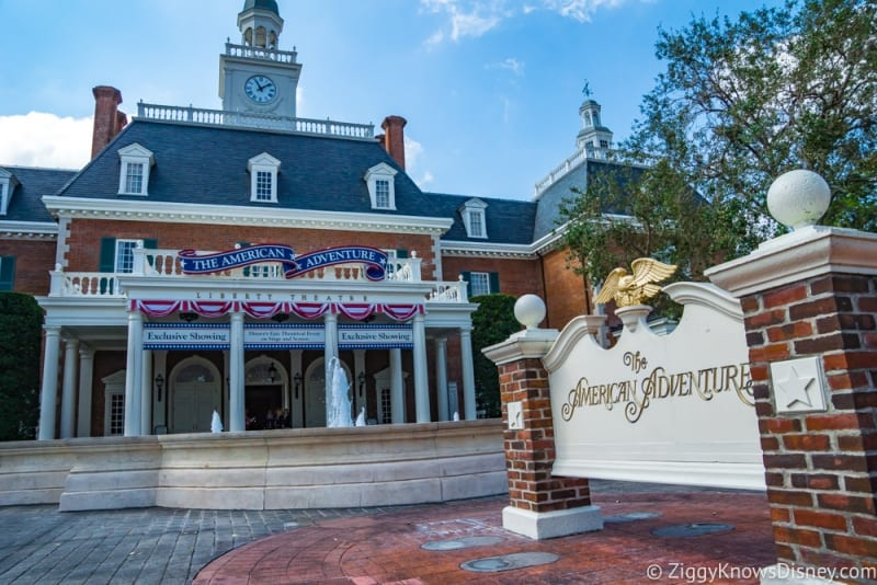 Club 33 Coming To American Adventure Pavilion In Epcot