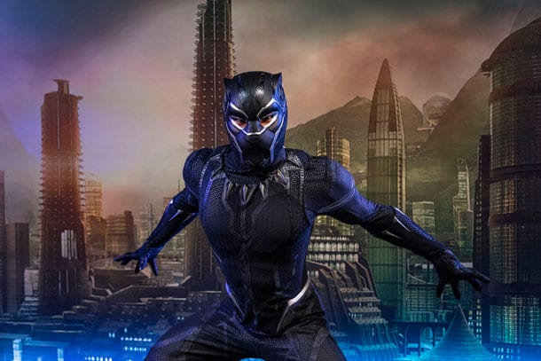 Black Panther Coming to Marvel Day at Sea on Disney Cruise Line